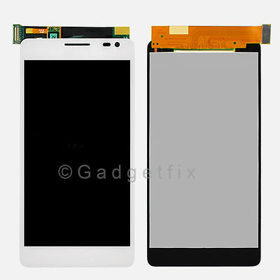 Huawei Ascend D2 LCD Screen Display + Digitizer Touch Screen Glass White