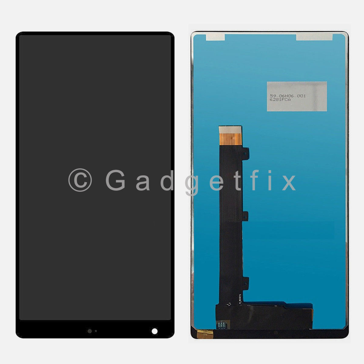 LCD Display Touch Screen Digitizer Assembly Replacement For Xiaomi Mi Mix