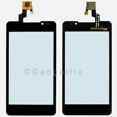 US OEM LG Optimus 3D Max P720 P725 Digitizer Touch Screen Panel Glass Lens Part