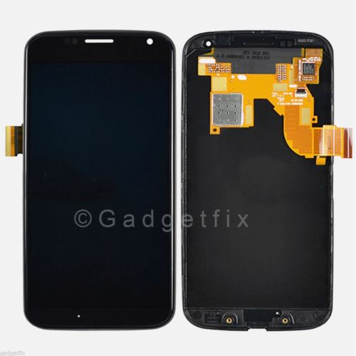 LCD Display Touch Screen Digitizer Frame Assembly For Motorola Moto X XT1050