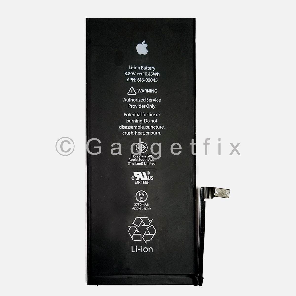 OEM Li-ion Battery For Apple iPhone 6S Plus | Cadex Tested Minimum 80% Capacity