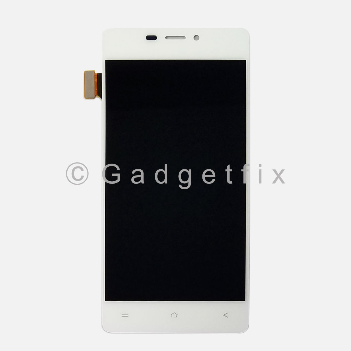 US OEM White LCD Display Touch Screen Digitizer Assembly For BLU Vivo Air D980L