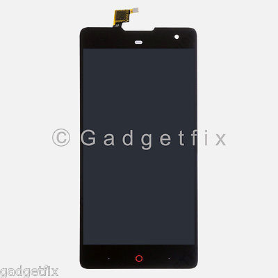 US OEM ZTE Nubia Z7 Max NX505J LCD Display Touch Screen Digitizer Glass Assembly
