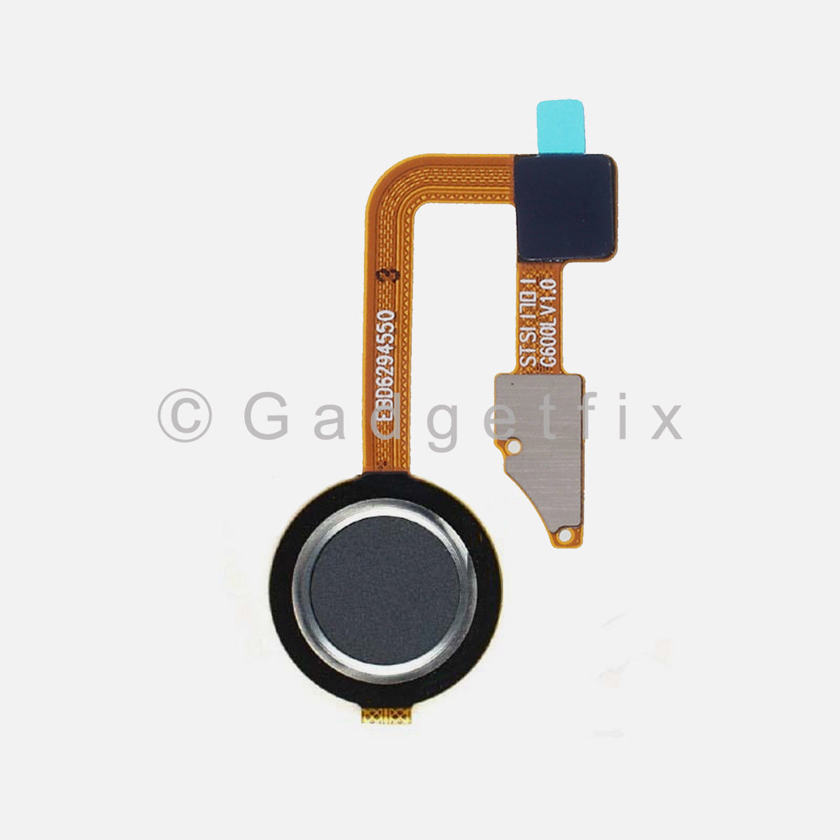 Platinum LG G6 H870 H871 H872 Power Home Button Fingerprint Sensor Flex Cable