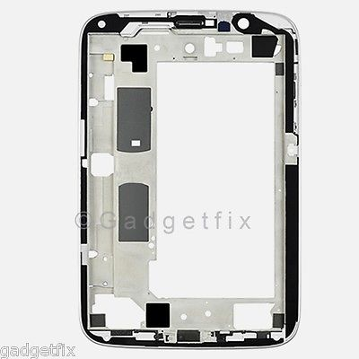 US Samsung Galaxy Note 8.0 N5100 N5110 N5120 Faceplate Front Housing Bezel Frame