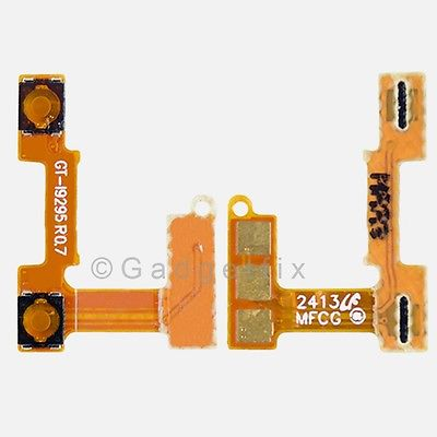 US Samsung Galaxy S4 Active i9295 i537 Volume Button Connector Flex Cable Ribbon