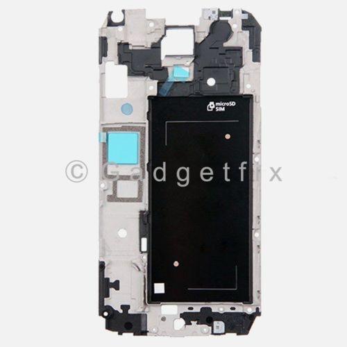 US Samsung Galaxy S5 G900A G900T G900V G900P LCD Back Plate Chassis Bezel Frame