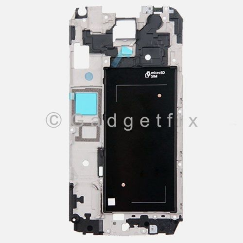 US Samsung Galaxy S5 G900H G900M G9001 LCD Back Plate Chassis Bezel Frame Holder