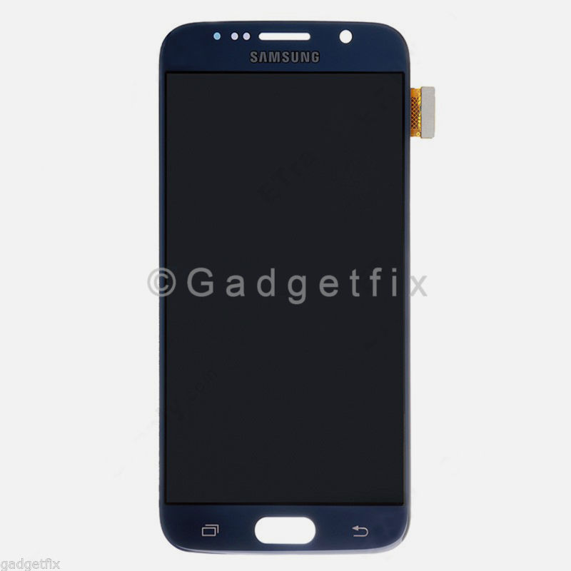 Samsung Galaxy S6 G920 G920F G920A G920T G920V G920P LCD Display Touch Screen Digitizer A