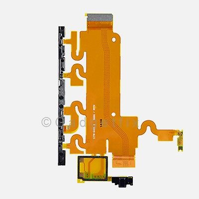 US Sony Xperia Z1 Z1s L39h L39u L39t Power & Camera Button Connectors Flex Cable