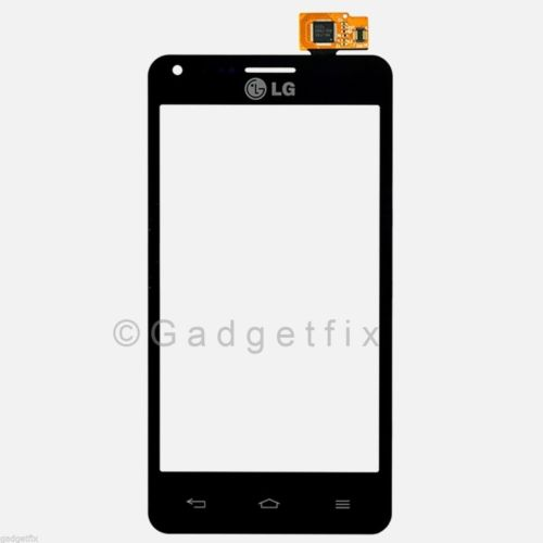 Sprint LG Mach LS860 Touch Panel Glass Lens Digitizer Screen Repair Parts