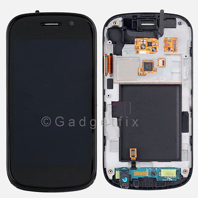 US Sprint Samsung Nexus S D720 LCD Screen Display Touch Screen Digitizer + Frame