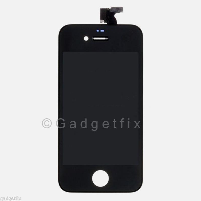 US Verizon Sprint CDMA iphone 4 Touch Screen Digitizer Glass LCD Display Screen