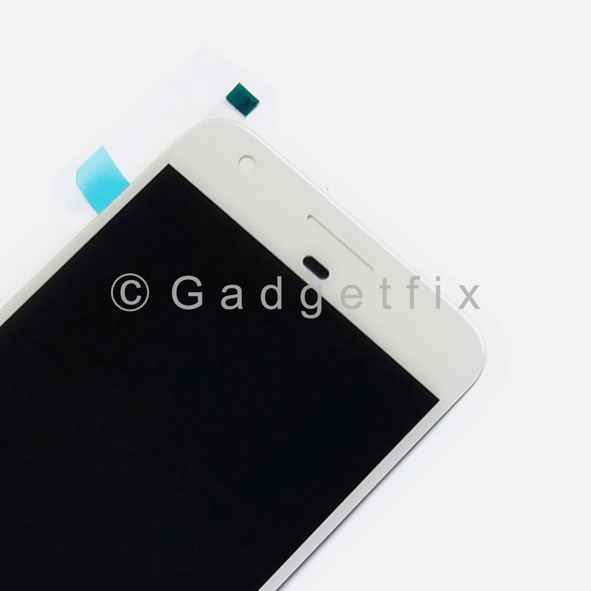 White Google Pixel XL 5.5 Display LCD Touch Screen Digitizer Assembly + Adhesive