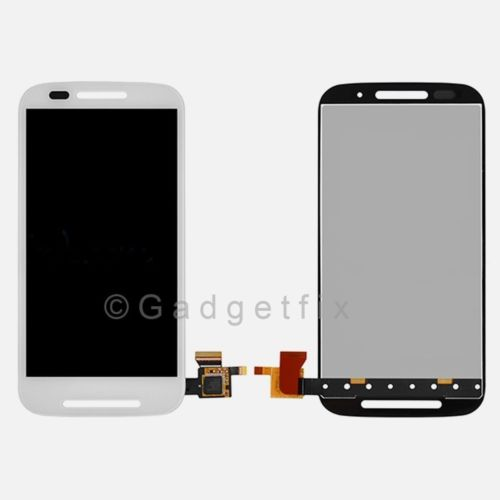 US White Motorola Moto E XT1021 XT1022 XT1025 LCD Display Digitizer Touch Screen