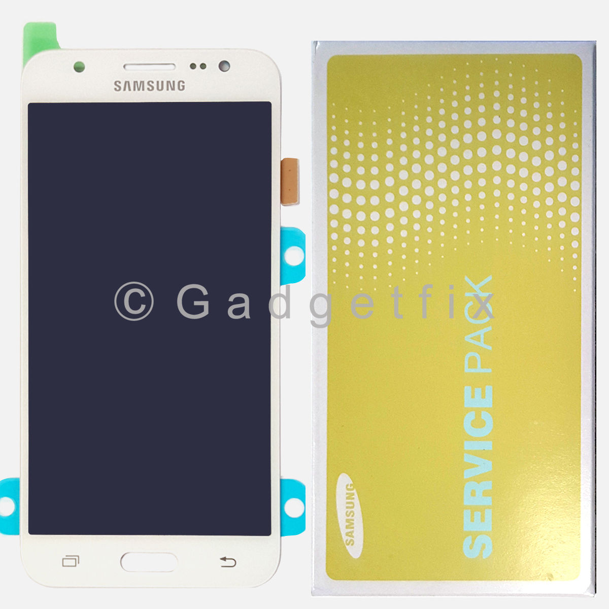 US White Samsung Galaxy J5 J500Y J500M Display LCD Screen Touch Screen Digitizer