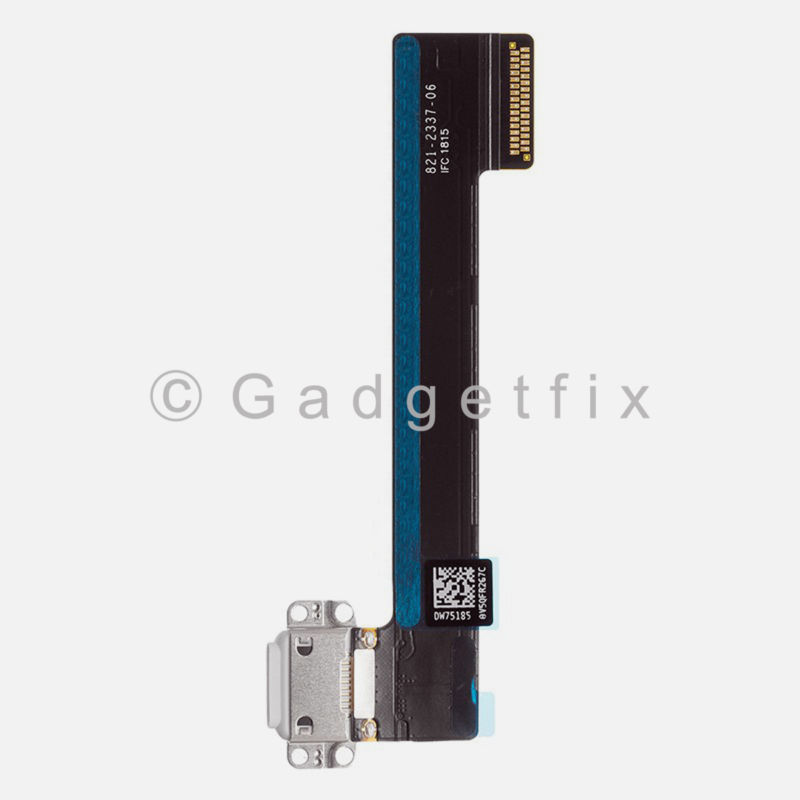 US White iPad Mini 4 A1538 A1550 Charger Charging Connector Dock Port Flex Cable