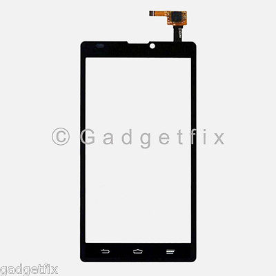 US ZTE Blade 2 L2 Outer Top Touch Screen Glass Digitizer Replacement Repair Part