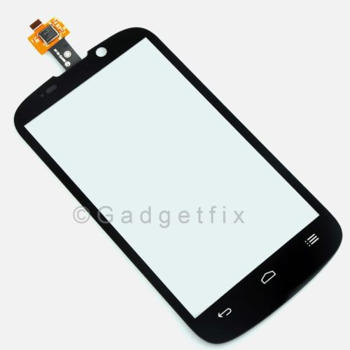 US ZTE Warp Sequent N861 Warp 2 II Outer Glass Touch Screen Panel Digitizer Lens