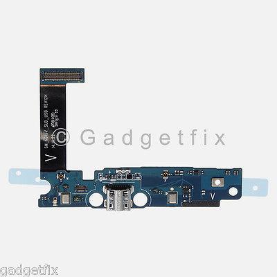 Verizon Samsung Galaxy Note Edge N915V USB Charge Port Dock Connector + Mic Flex