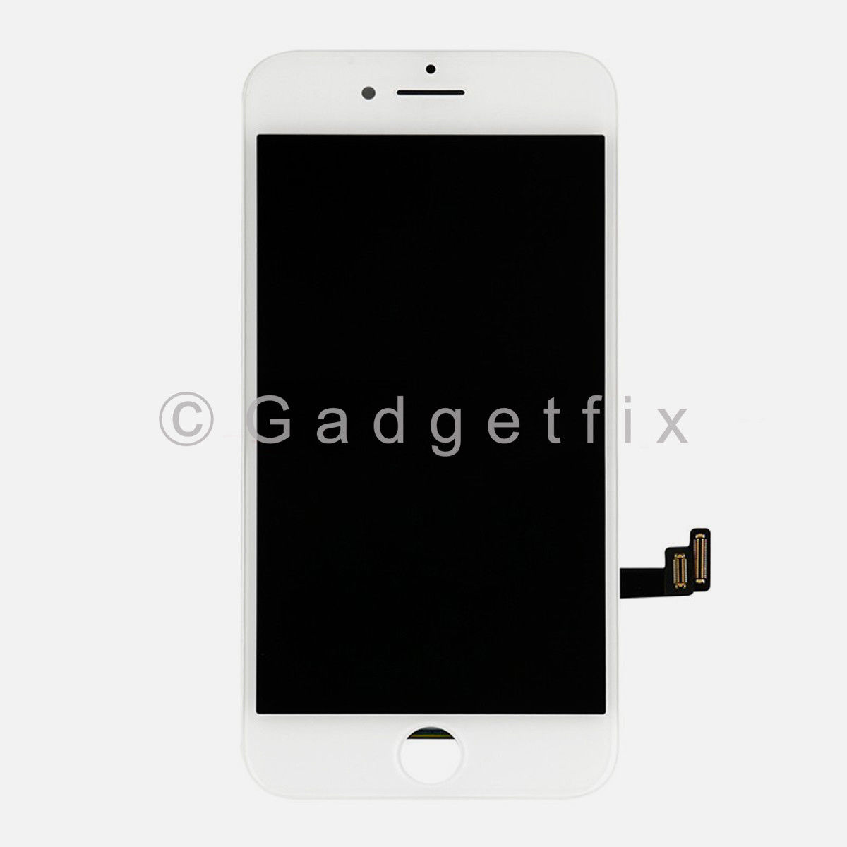 White Display LCD Touch Screen Digitizer Assembly Replacement For iPhone 8