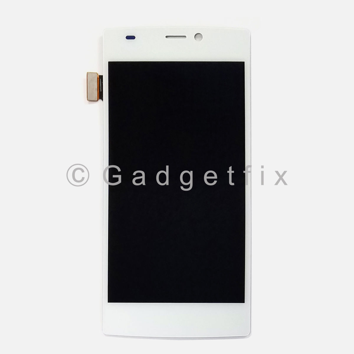 White LCD Display Touch Screen Digitizer Assembly For BLU Vivo IV 4 D970 D970L