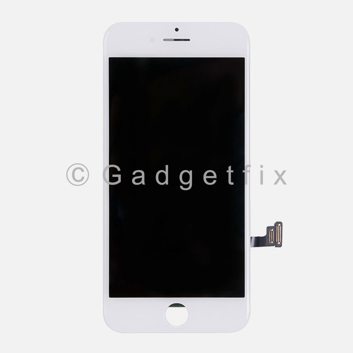 White lcd screen display touch screen digitizer assembly for white lcd screen display touch screen digitizer frame assembly for iphone 7 jeuxipadfo Gallery