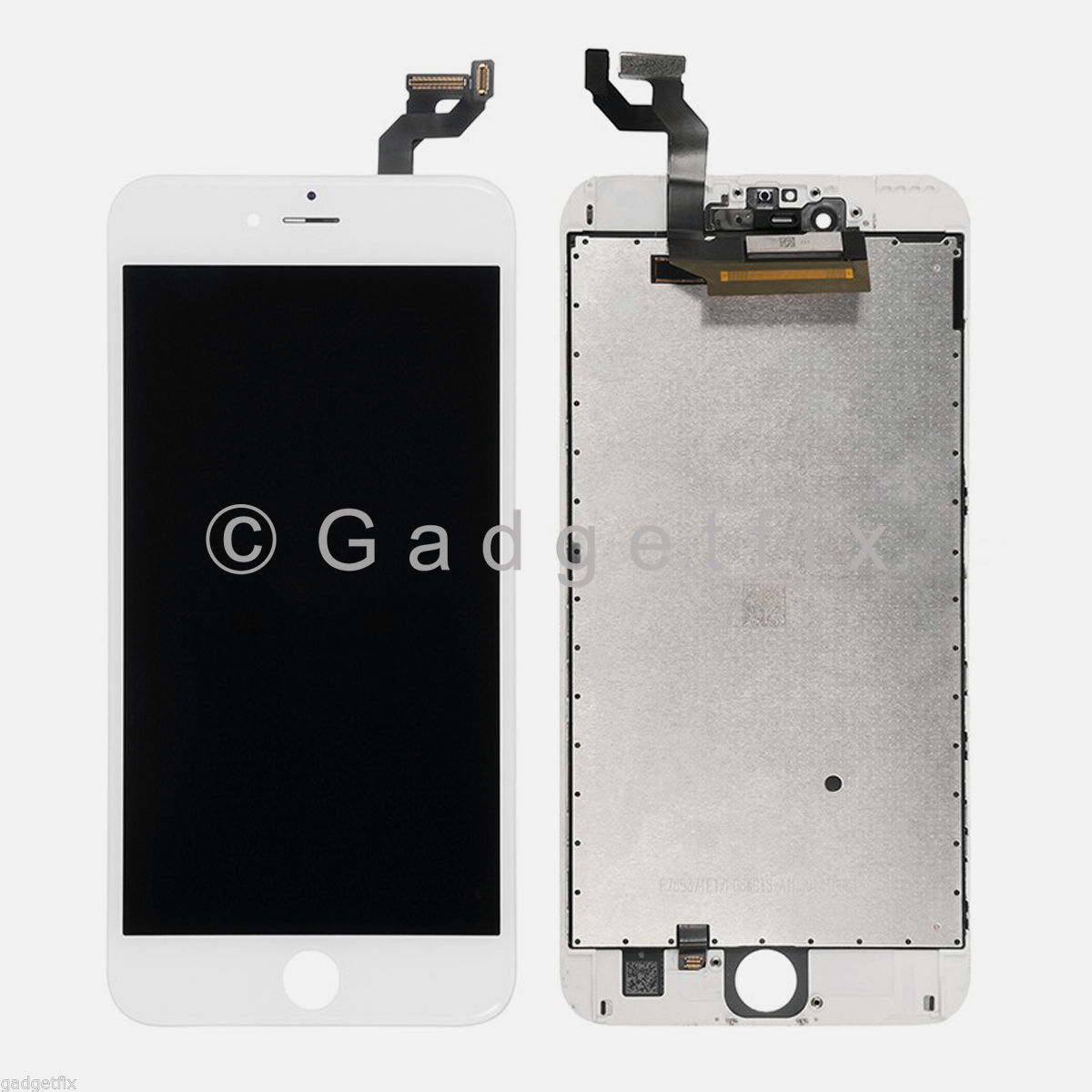 (OEM IC Chip) White Display LCD Touch Screen Digitizer For iPhone 6S Plus