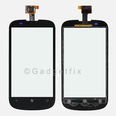ZTE Render N859 Orbit Digitizer Touch Screen Top Outer Glass Panel Replacement