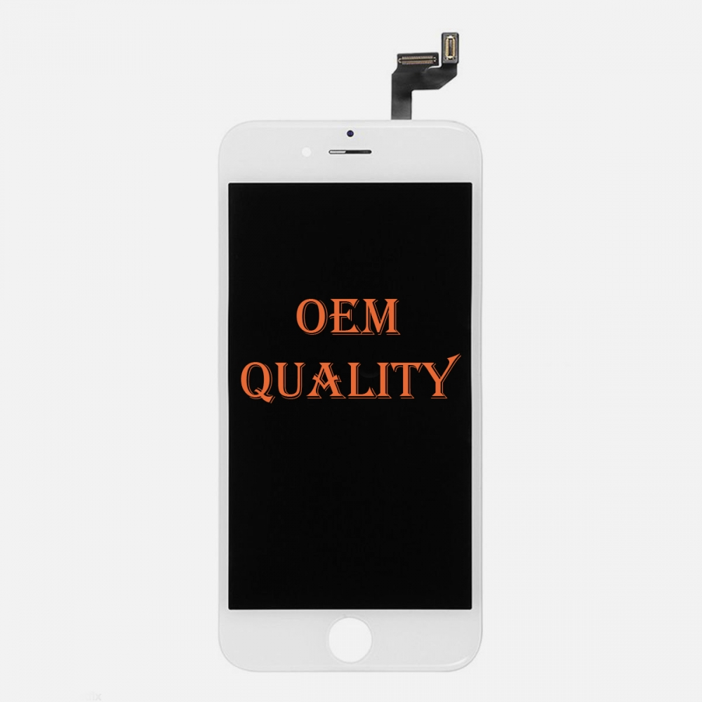 Top Quality White LCD Display Touch Digitizer Screen Assembly for iphone 6S Plus