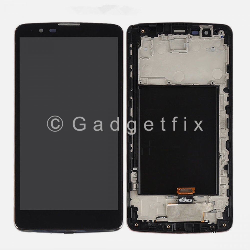 Display LCD Screen Touch Digitizer + Frame For LG Stylo 2 Plus 4G MS550 K550
