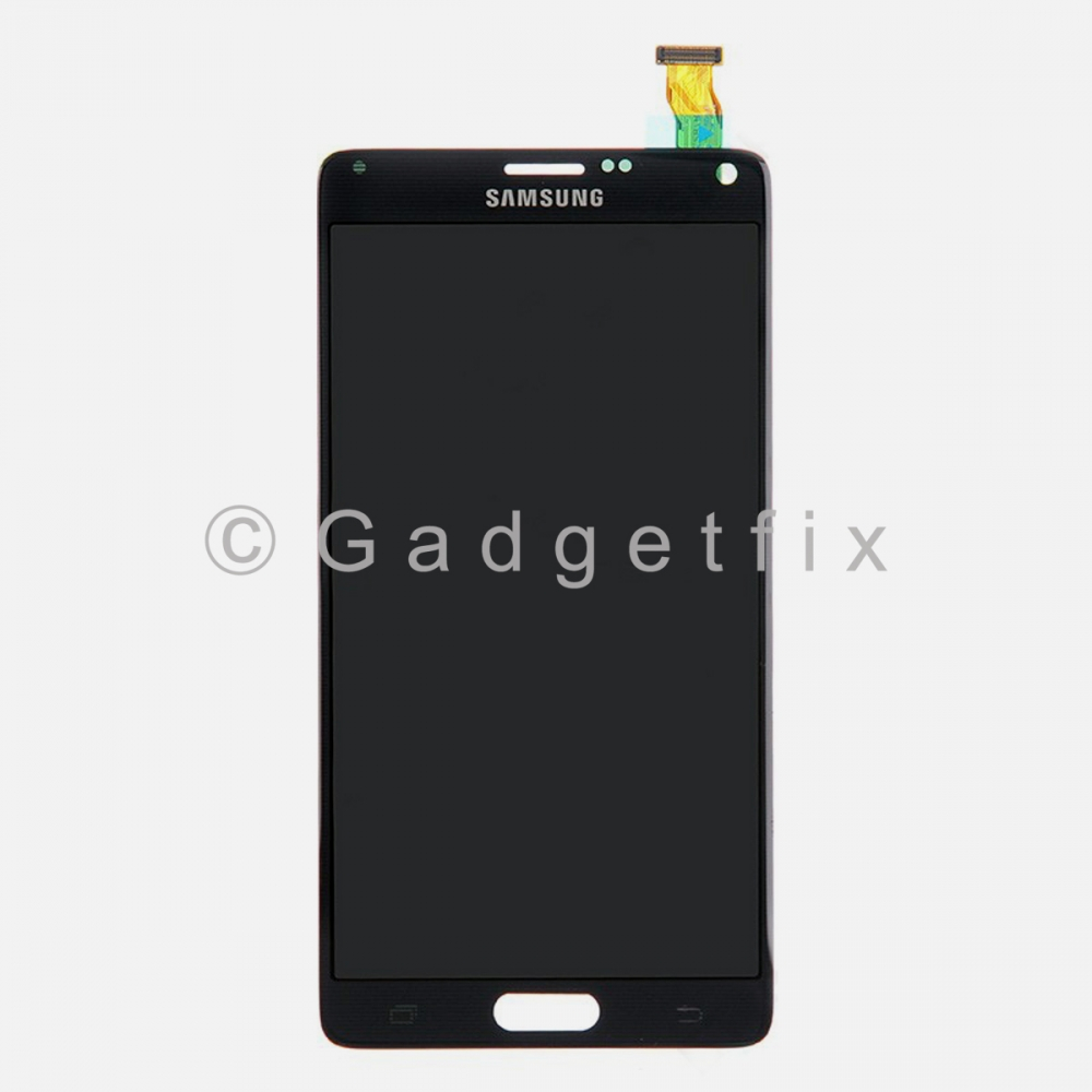 Samsung Galaxy Note 4 N910A N910T N910V N910P Display LCD Touch Screen Digitizer