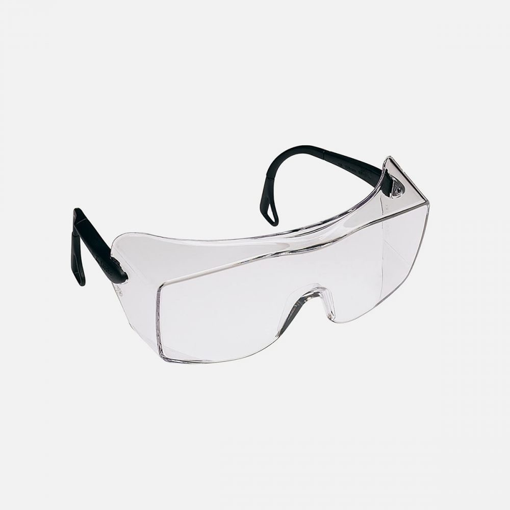 3M OX Clear Anti-Fog over the glass protective Safety Glasses Eyewear