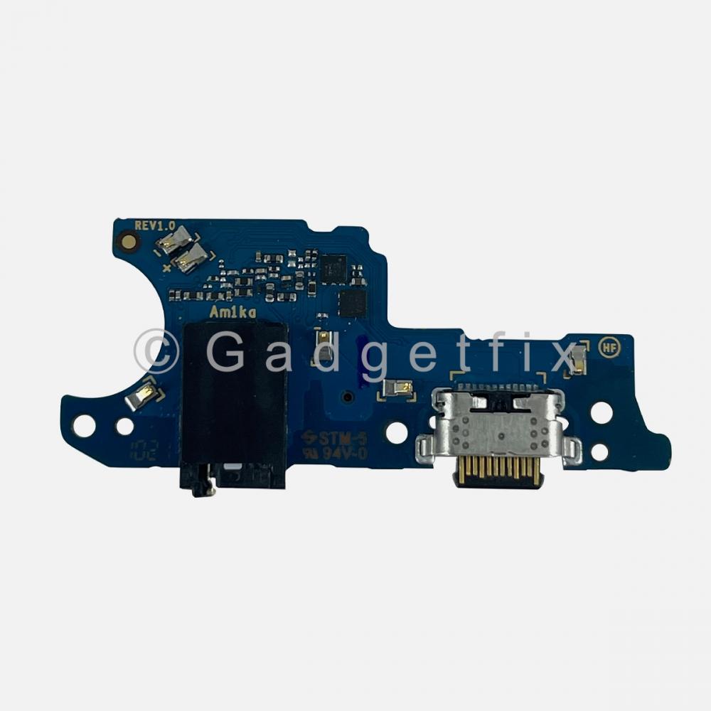 Samsung Galaxy A02S A025U Charging Port Dock w/ Headphone Jack Flex Cable (US Version)