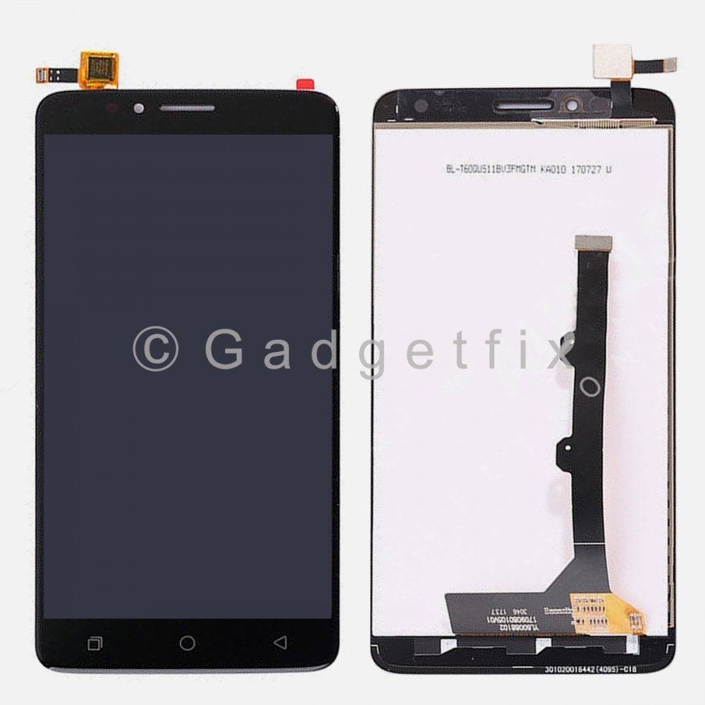 LCD Display Touch Screen Digitizer For T-Mobile Coolpad Revvl Plus LTE C3701A