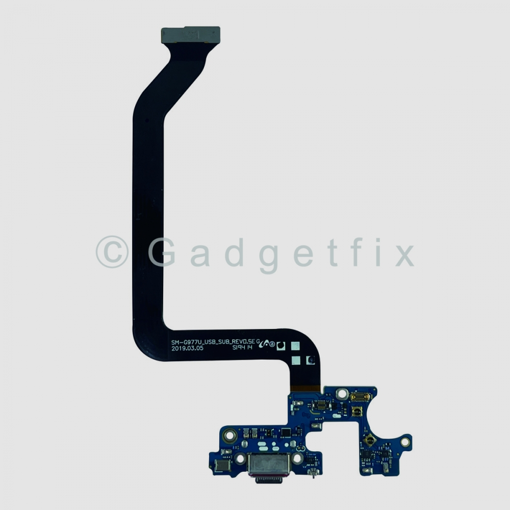 Samsung Galaxy S10 5G G977 Charging Port Dock Flex Cable (US Version)