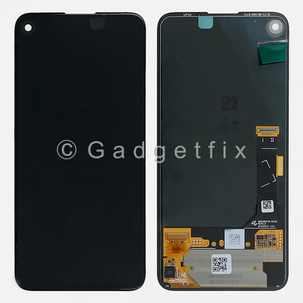 "Google Pixel 4A OLED Display LCD Touch Screen Digitizer Assembly (5.8"")"