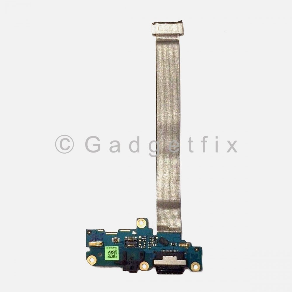 USB Charging Port Dock Connector Flex Cable Replacement For Google Pixel 2 5.0""
