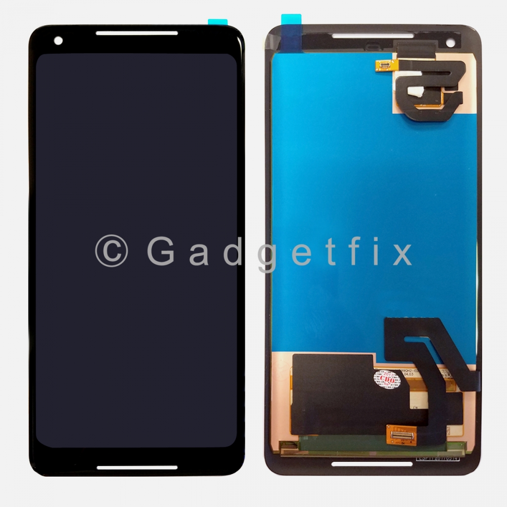 Display LCD Touch Screen Digitizer Assembly Replacement For Google Pixel 2 XL A+++