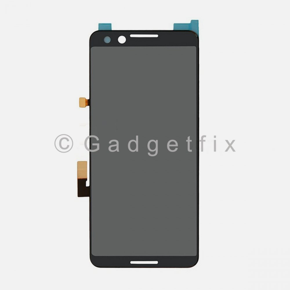 OLED Display LCD + Touch Screen Digitizer Replacement For Google Pixel 3