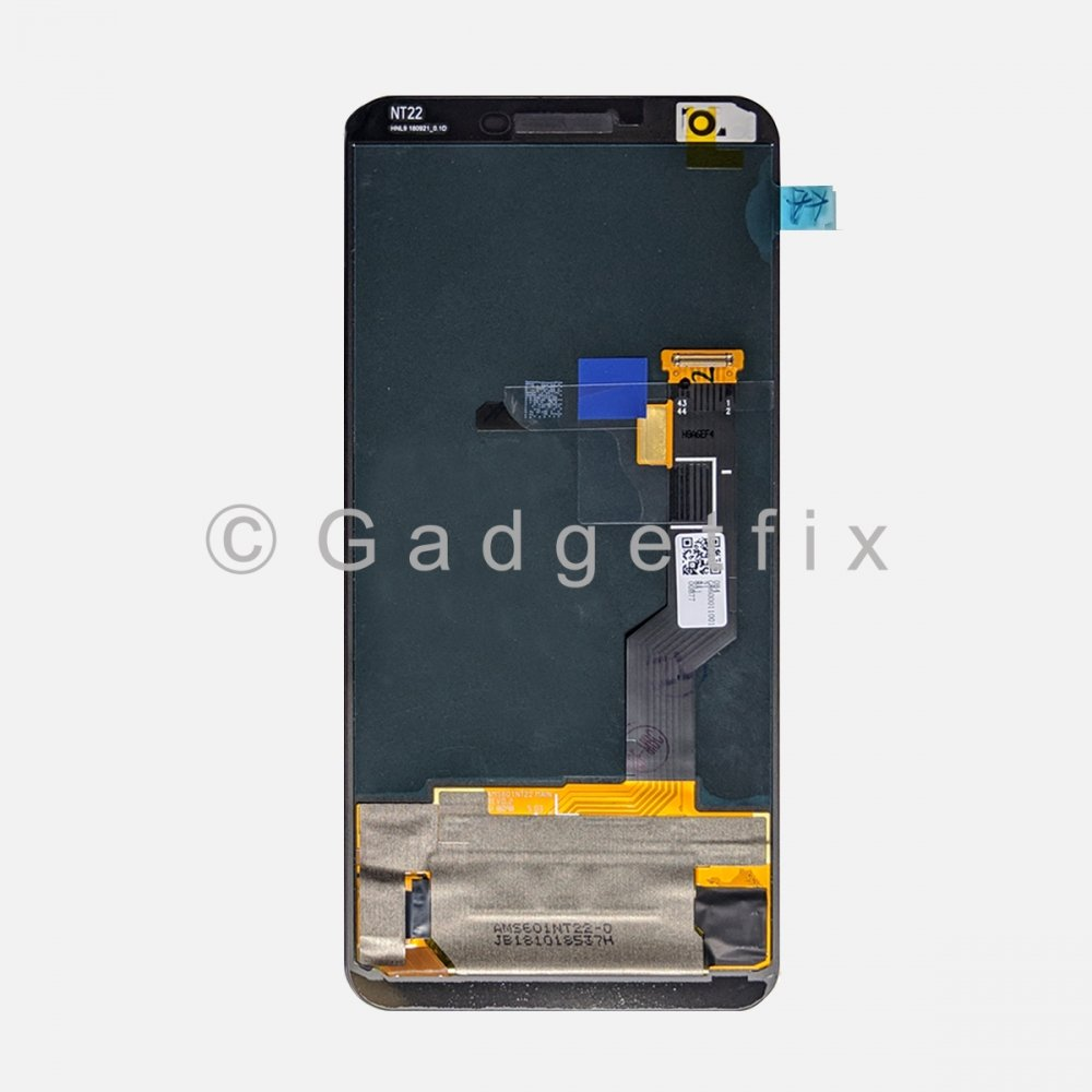 OLED Display LCD + Touch Screen Digitizer Replacement For Google Pixel 3A XL