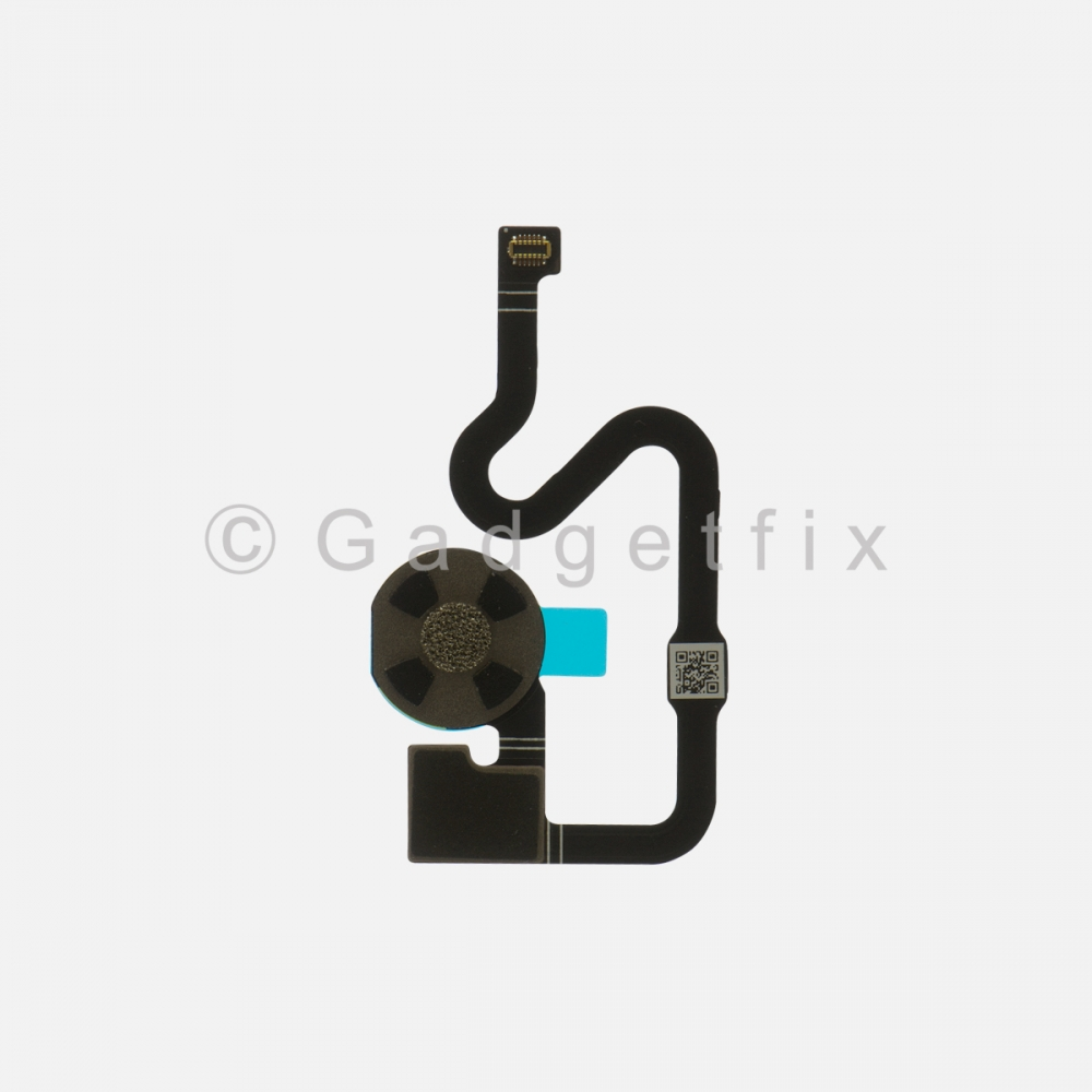 Black Button Fingerprint Scanner Sensor For Google Pixel 3A XL