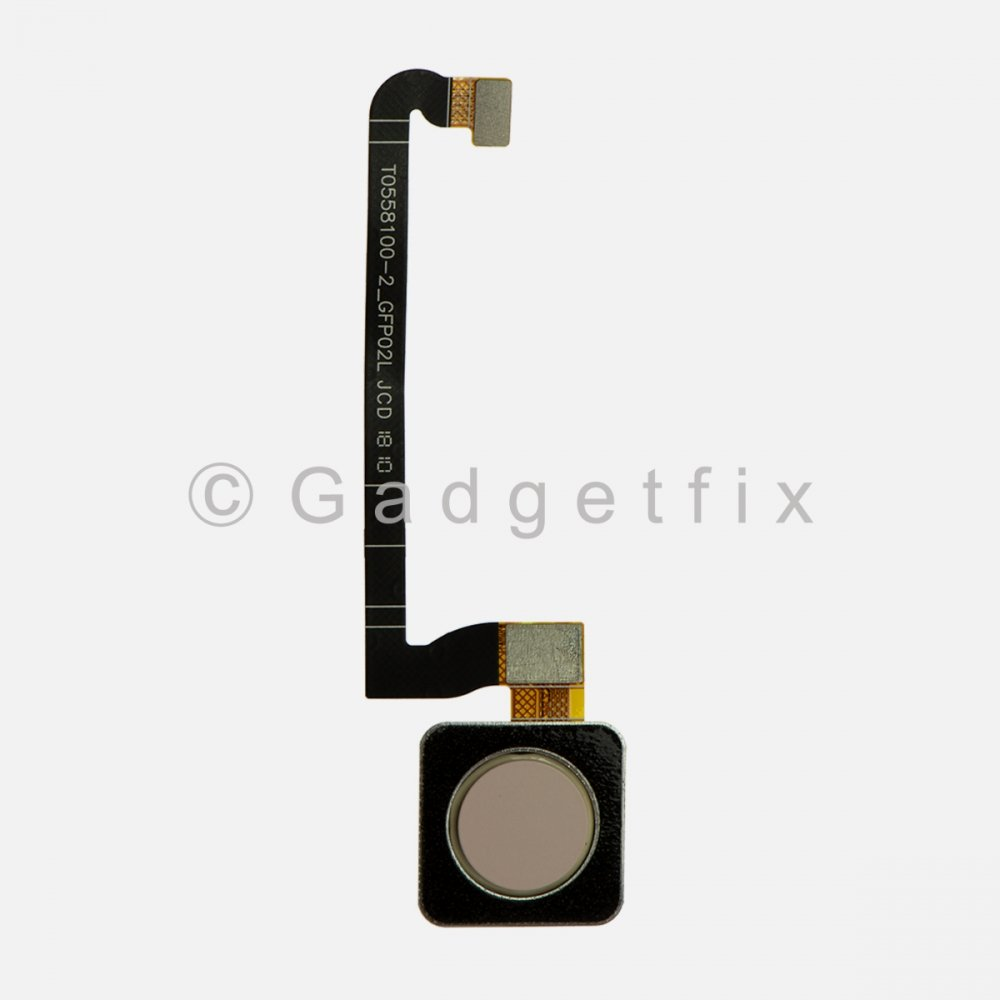 Pink Button Fingerprint Scanner Sensor For Google Pixel 3