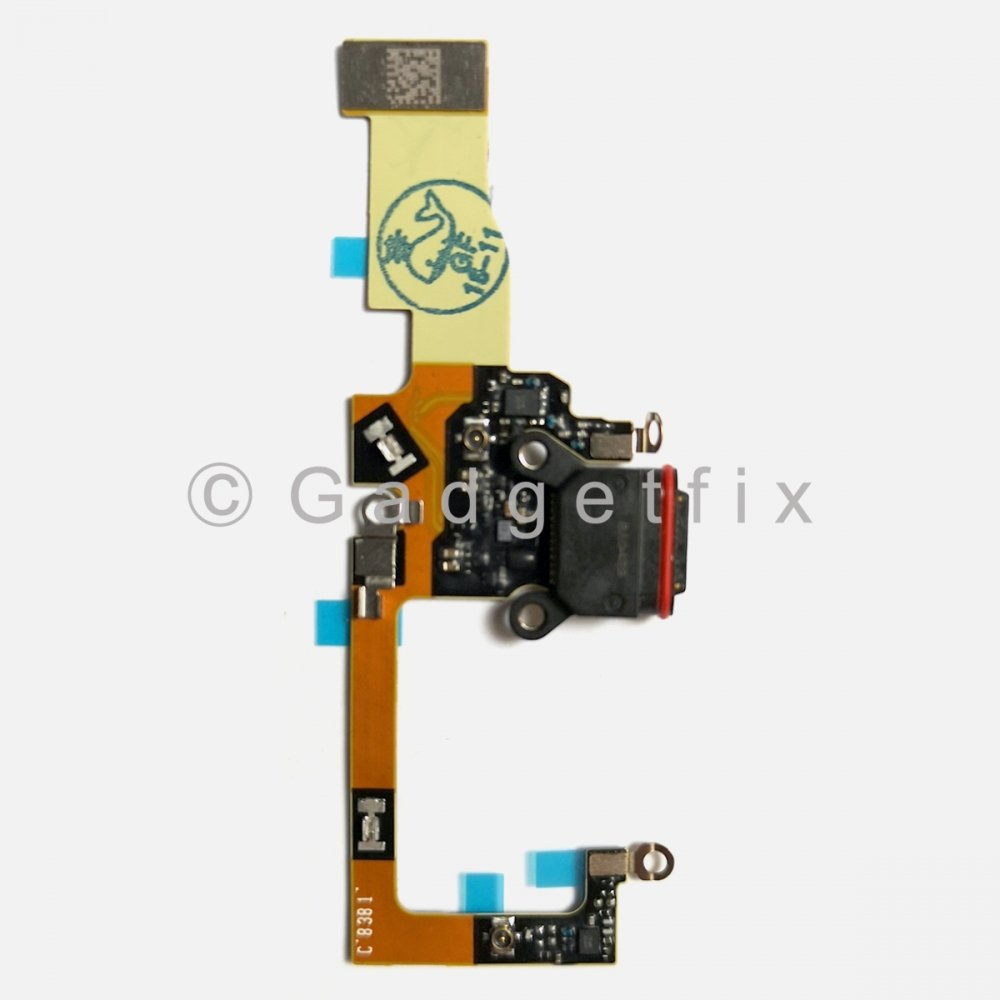 USB Charging Port Dock Connector Flex Cable Replacement For Google Pixel 3