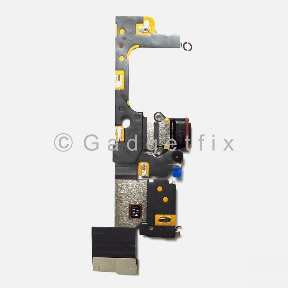 USB Charging Port Dock Connector Flex + Sim Tray Holder For Google Pixel 3 XL