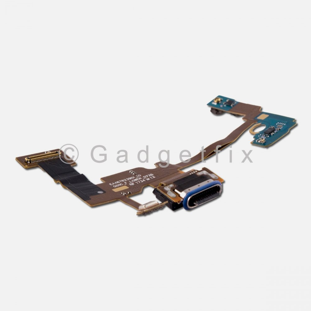 Charging Port Dock Connector Mic Flex Cable Replacement For Google Pixel 2 XL
