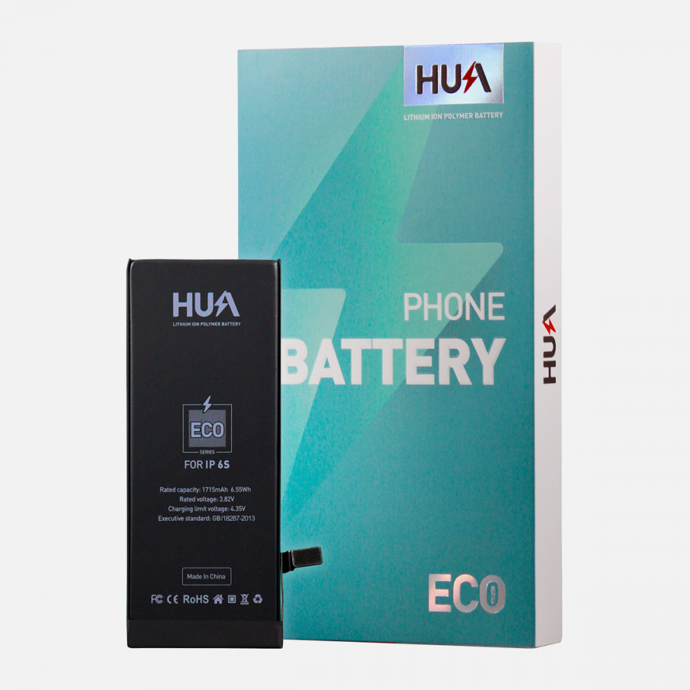 HUA Lithium Ion Polymer High Quality Replacement Battery for iPhone 6S