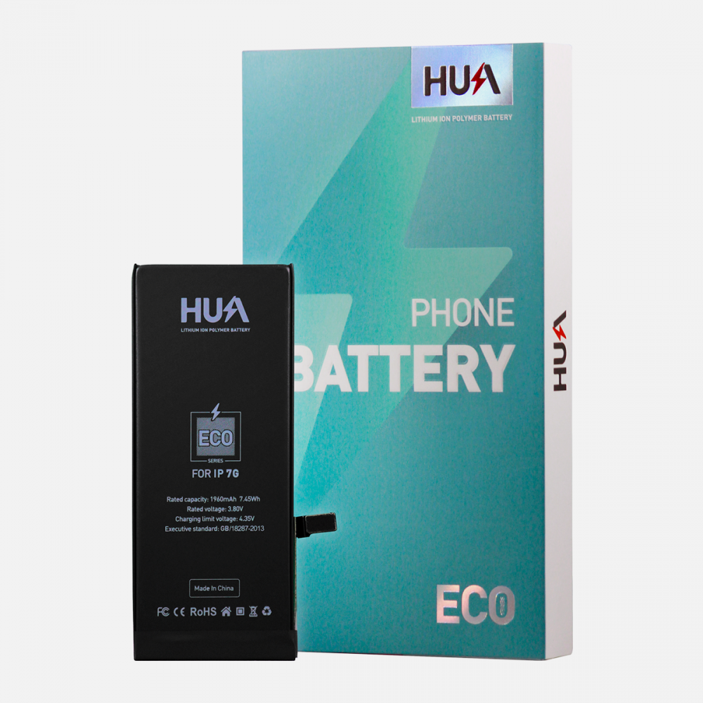 HUA Lithium Ion Polymer High Quality Replacement Battery for iPhone 7
