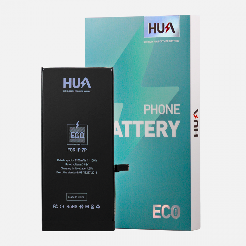 HUA Lithium Ion Polymer High Quality Replacement Battery for iPhone 7 Plus