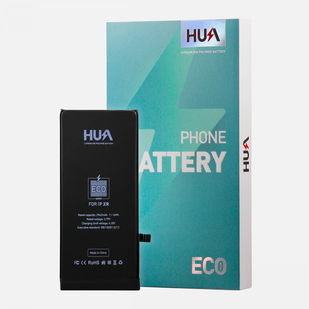 HUA Lithium Ion Polymer High Quality Replacement Battery for iPhone XR